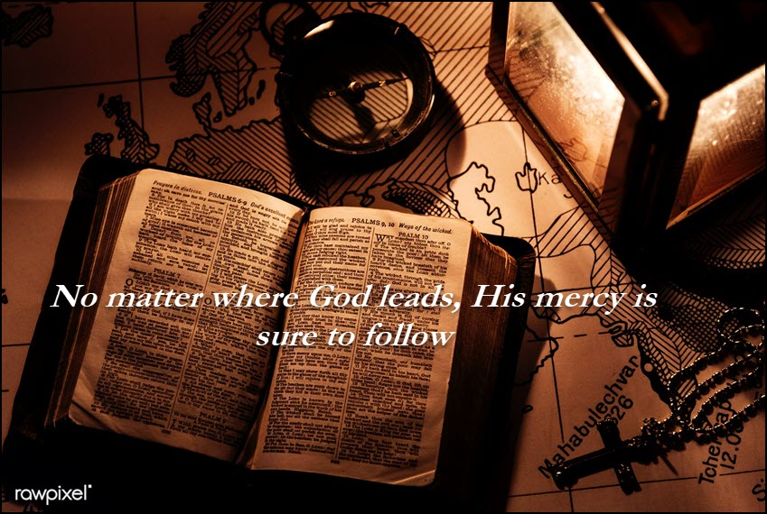 Exodus God's mercy2a
