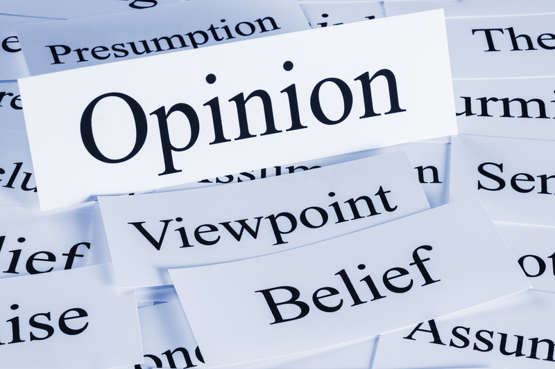 Opinion Concept in Words