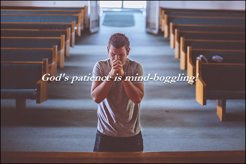 judges 9 to 12 patience of goda