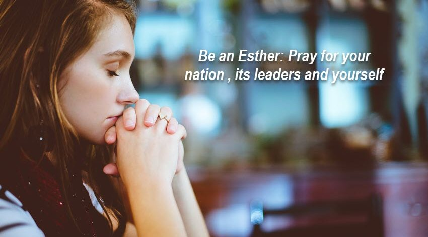 Prayer unlocks God's Power